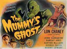 The Mummy's Ghost movie poster