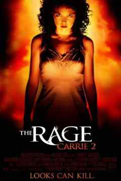 The Rage Carrie 2 movie poster