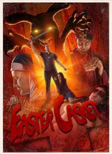 Horror Society: New Easter Casket Poster   www.horrorsociety.com