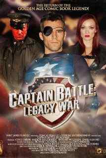 "Horror Society: Tempe DVD Press Release: ""CAPTAIN BATTLE: LEGACY WAR"" DVD Announcement   www.horrorsociety.com"