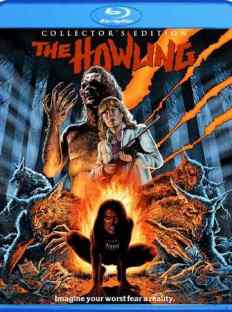 Horror Society: Digital Dismemberment: The Howling Collectors Edition Blu Ray Review   www.horrorsociety.com