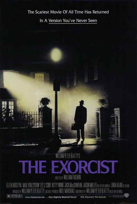 Horror Society: The Exorcist Heading to Blu Ray for its 40th Anniversary Edition!   www.horrorsociety.com