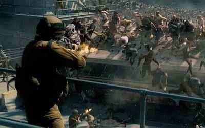 Horror Society: World War Z (2013) Review   www.horrorsociety.com