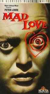 Mad Love movie poster
