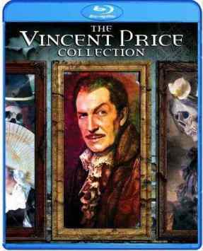 Horror Society: Scream Factorys THE VINCENT PRICE COLLECTION Press Release   www.horrorsociety.com