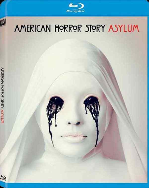 Horror Society: American Horror Story: Asylum Home Video Details and Artwork!   www.horrorsociety.com