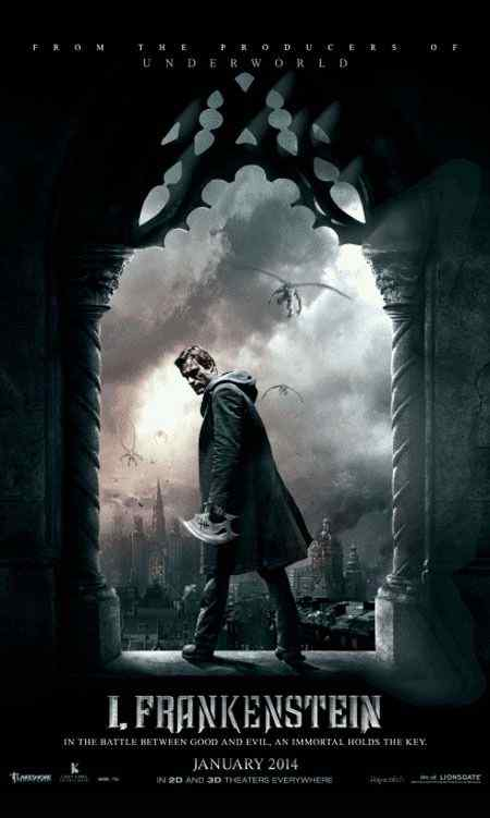 Watch I, Frankenstein Online Free