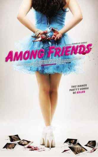 Among Friends movie poster 2