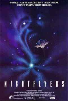 Nightflyers movie poster