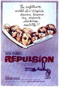 Repulsion movie poster
