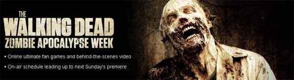 The Walking Dead Zombie Apocalypse Week