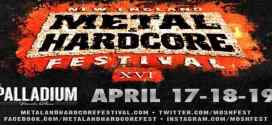 NEW ENGLAND METAL & HARDCORE FESTIVAL: First Wave Of Bands For 2014 Installment Posted
