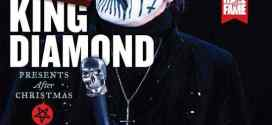 KING DIAMOND featured on the cover of Decibel Magazine's January issue!