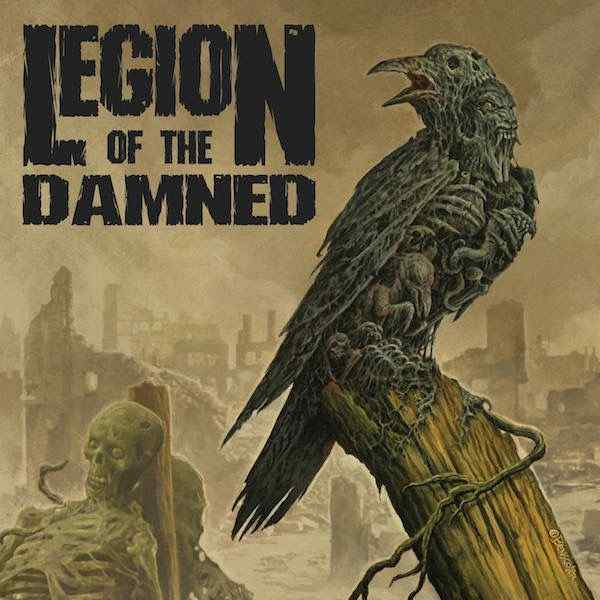 Legion of the Damned album cover