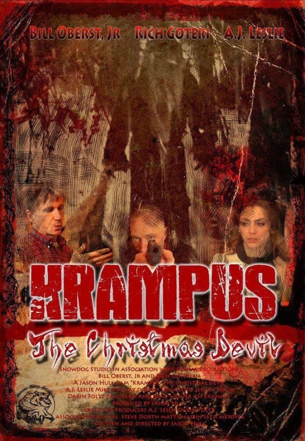 Krampus  The Christmas Devil    Headed To Cannes With New Sales Art yzcuXXxA