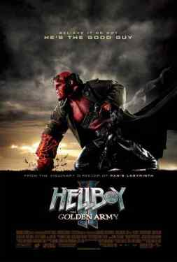 Hellboy II movie poster