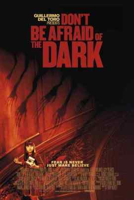 Don't Be Afraid of the Dark 2011 movie poster