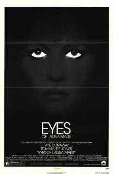 Eyes of Laura Mars movie poster