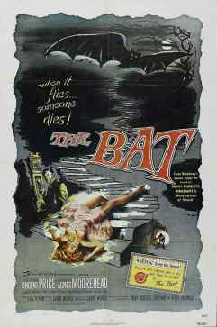 The Bat movie poster