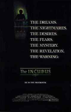 The Incubus movie poster