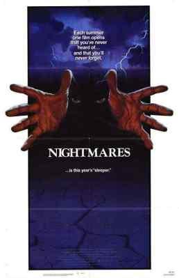 Nightmares movie poster