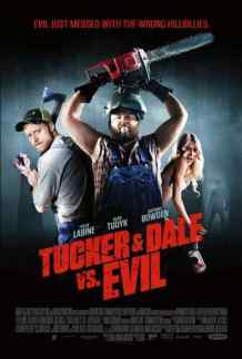 Tucker & Dale vs Evil movie poster