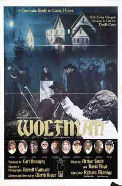 Wolfman 1979 movie poster