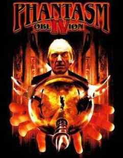Phantasm 4 Oblivion movie poster
