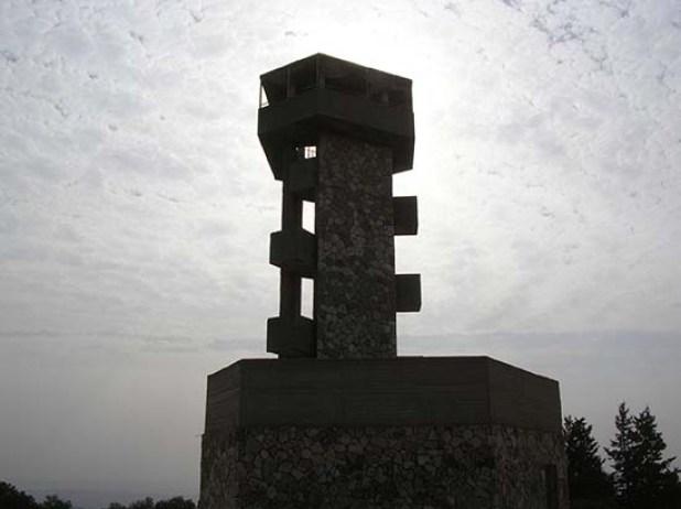מדגל התצפית בהר תורעאן