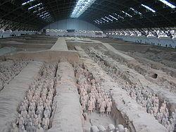חיילי הקרמיקה בסין