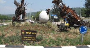 כיכר עמנואל שפר