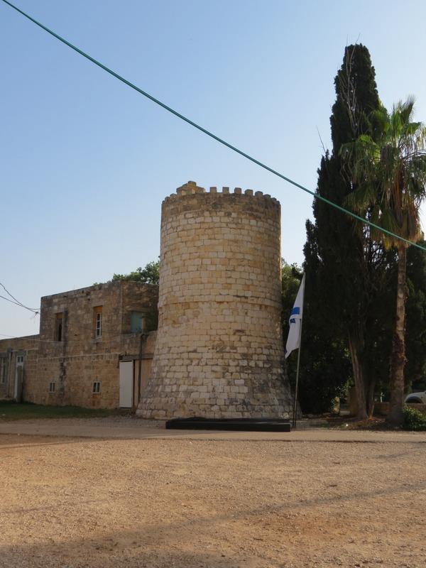 מגדל המים בית לחם הגלילית