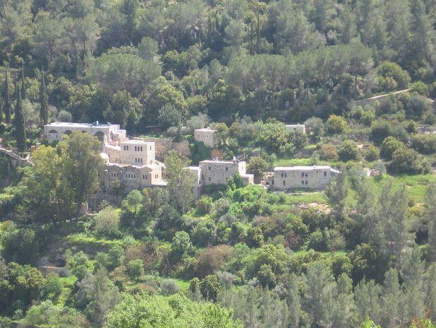 מנזר יוחנן במדבר