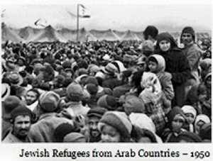 Are these refugees, who have successfully rebuilt their lives in Israel and the West, still an issue 60 years on?