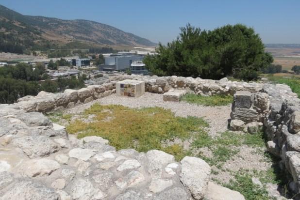 המגדל של דאהר אל-עומר