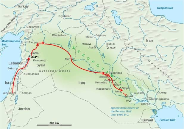 ארבע רוחות - מסע גולי בבל למזרח צילום: -Key maker