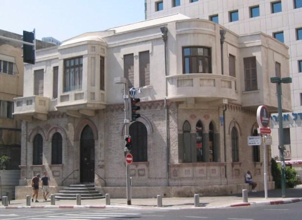 Beit Weiss,Tel- Aviv Photo: SambachBeit