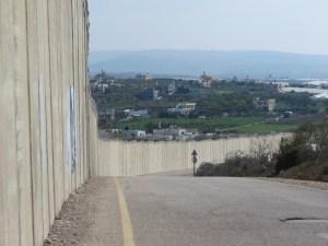 החומה בבאקה אל גרבייה