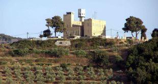 Sasa Tegart fort, Matat, Upper Galile, Israel צילום: Ranbar