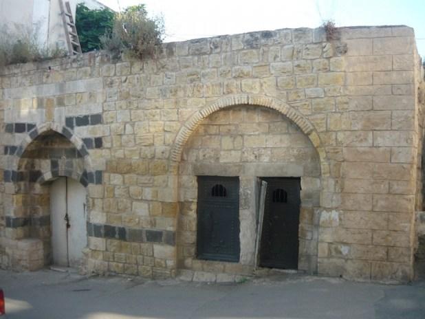 בית עומאר אל זידאני - סבו של דאהר אל-עומר. צילום:Almog