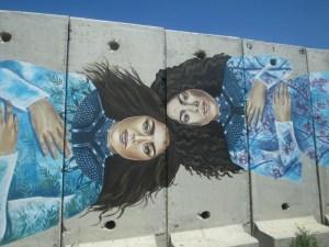 החומה המצוירת - שתולה