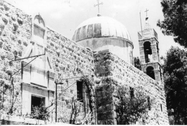 מנזר סן סימון, 1948