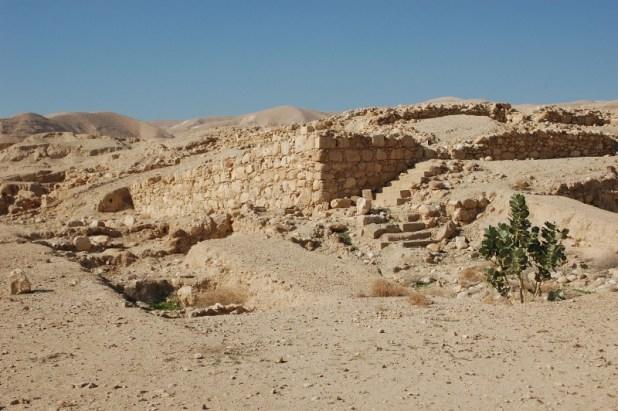 ארמון חורף חשמונאי צילום: Chaim