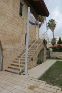 בית פישר - משפחתה של אשתי התגוררה כאן עד להקמת שכונת אתא ב׳
