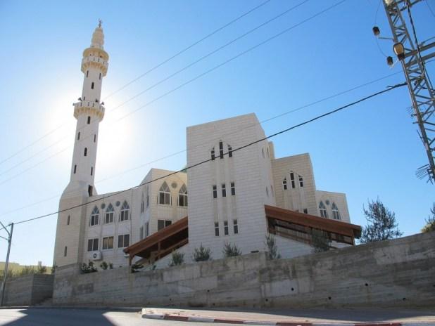 מסגד בחורה צילום: מיכאל יעקובסון