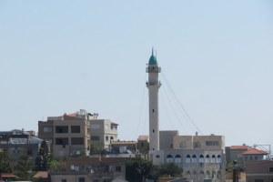 המסגד הישן - מינרט עגול