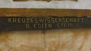 הנצחת אדית שטיין היהודיה