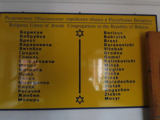 Synagogues in Belarus