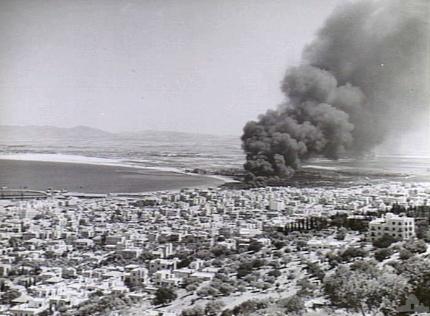 הפצצת בתי הזיקוק