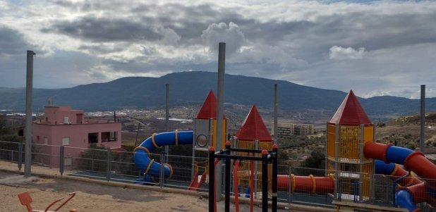 נוף מן הגבעה הלבנה